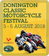 Classic Motorcycle Festival - Donington Park