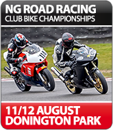 NG Road Racing - Donington Park