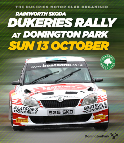 Dukeries Rally - Donington Park