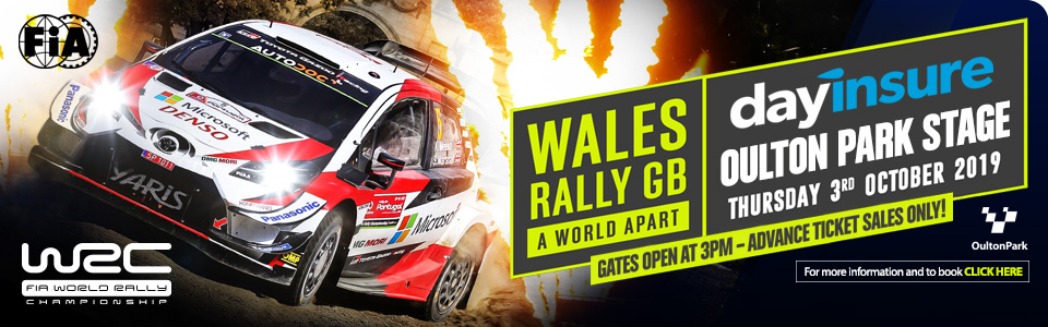 FIA World Rally Championship Special Stage - Oulton Park