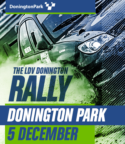 Donington Park Stage Rally