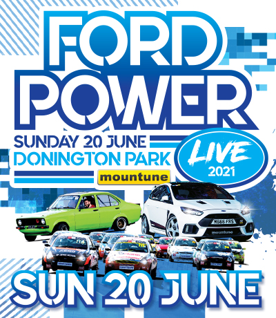 Donington Ford Power Live