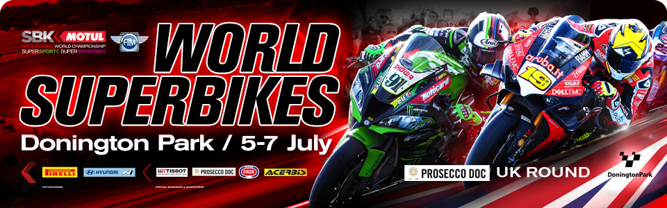 World Superbikes - Donington Park